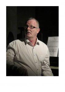 Barry Gerlad Webb in concert